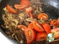 Говядина стирфрай с коричневым рисом ингредиенты