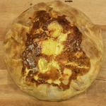 Пирог деревенский картофельный