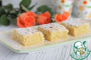 Миндальные пирожные вкусный рецепт приготовления с фотографиями как готовить