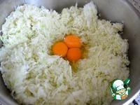 Котлеты из капусты ингредиенты