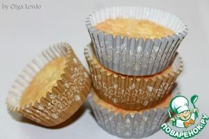 Рецепт Кокосово-сырные пирожные