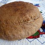 Хлеб ржано-полбовый на чае