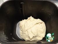 Сырно-творожные лепешки с паприкой, орегано и луком ингредиенты