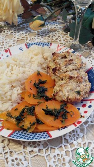 Рецепт Свинина в пикантной панировке