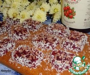 """Рецепт Желейно-медовые конфеты """"Совершенство вкуса"""""""
