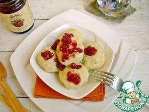 Рецепт Картофельные шарики с грудинкой