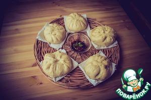 Рецепт Пигоди-корейские пирожки