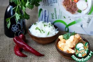 Рецепт Рыбное рагу