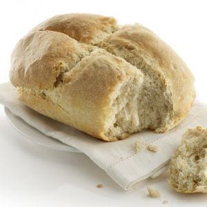 Рецепт Деревенский кукурузный хлеб