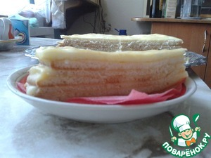 "Рецепт: Торт ""Рафаэлло"""
