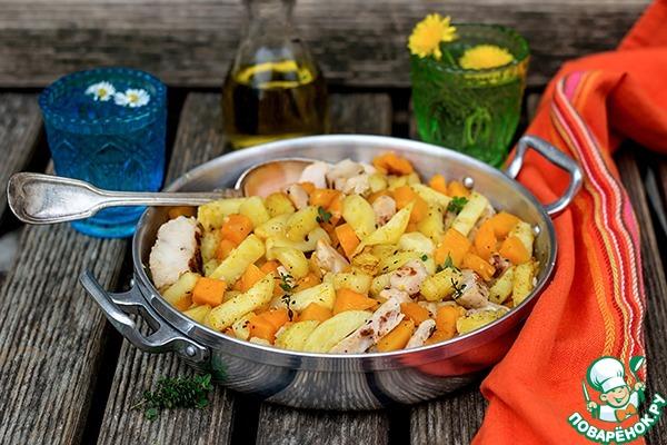 Готовим из тыквы рецепты с фото поваренок