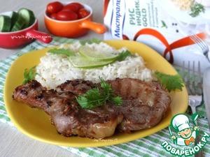 Как готовить Нежная свинина-гриль домашний рецепт приготовления с фотографиями