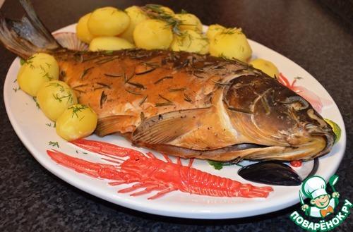 Копчёная рыба в домашних условиях рецепт