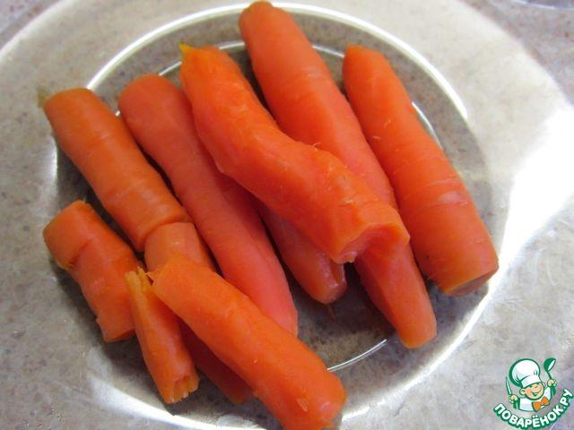 как приготовить начинку из моркови для пирога