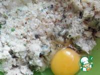 Рыбные котлеты с соусом ингредиенты