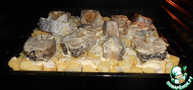 Как приготовить щуку с картошкой рецепты с в духовке