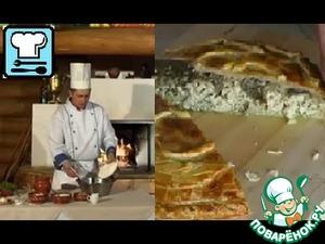 Как приготовить Курник домашний пошаговый рецепт с фото