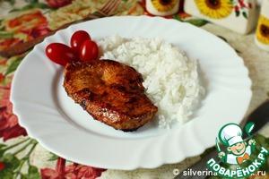 Рецепт Курица барбекю