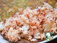 Рыбный кармашек с рисом ингредиенты