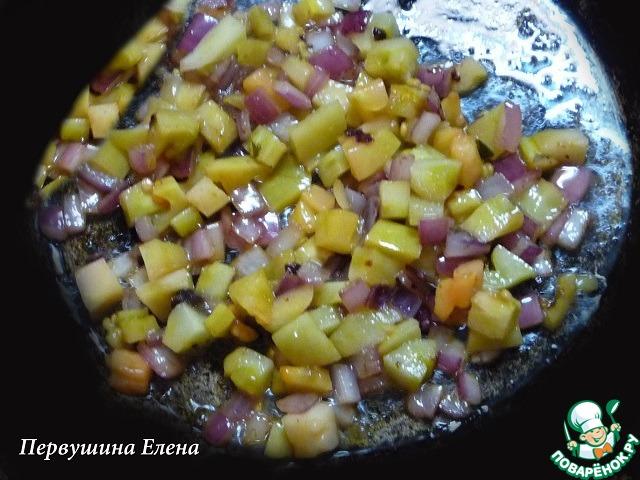 рецепт закуска тарталетки с начинкой рецепты #11