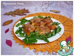 Как готовить простой рецепт с фото Парная свиная вырезка в сухарях