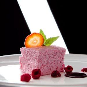 Рецепт Мусс из красных ягод