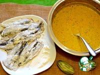 Чудо-кляр для рыбы ингредиенты