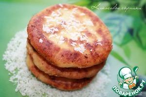 Рецепт Кокосовые сырники
