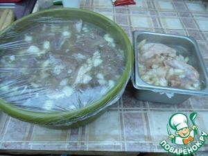 Маринад для шашлыка за 1 час простой рецепт с фотографиями