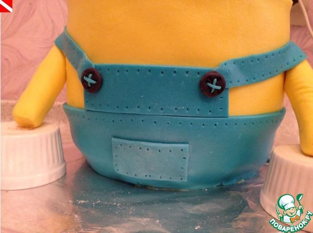 Тануки торт фото 1