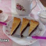 Творожной пирог Лавина