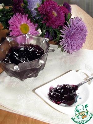 Рецепт Виноградный джем