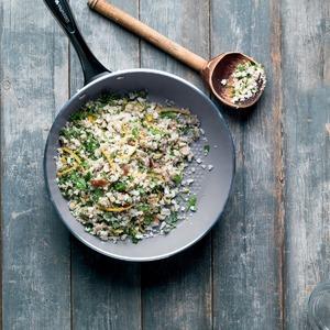 Рецепт Марокканский кускус из цветной капусты