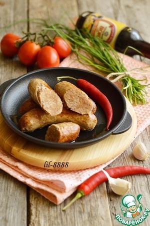 Как готовить Колбаски Чоризо пошаговый рецепт приготовления с фотографиями