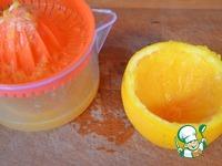 Каша пшенно-апельсиновая за 2 минуты ингредиенты
