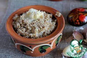 Рецепт Каша полба «Возрождая традиции»
