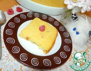 Рецепт Творожно-рисовый пудинг
