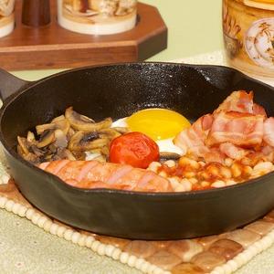 Рецепт Завтрак в английском стиле
