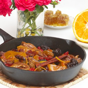 Рецепт Согревающий осенний десерт