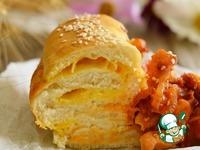 Пирог с сыром и курицей ингредиенты