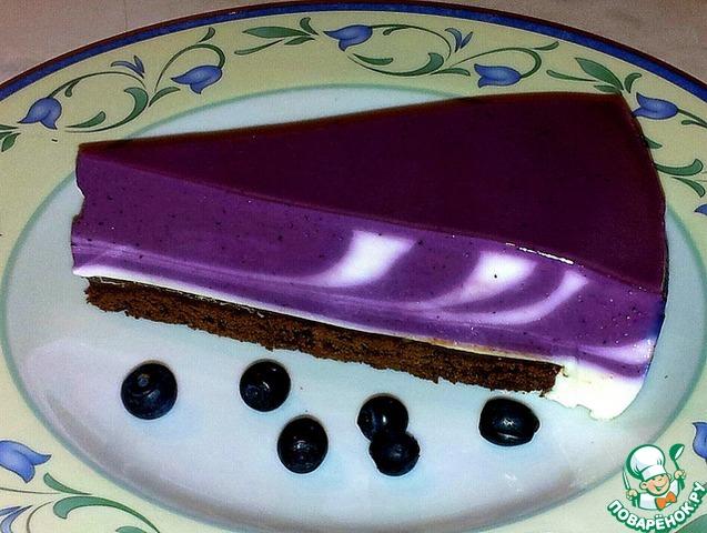 Рецепт торта с зеркальной глазурью в домашних условиях с пошагово