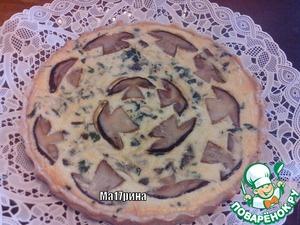 Рецепт Грибной тарт