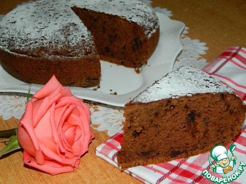 Кексы с кусочками шоколада рецепт с пошагово