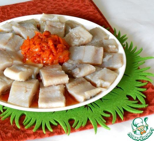 Селедка томатном соусе рецепт фото