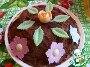 Овсяный торт