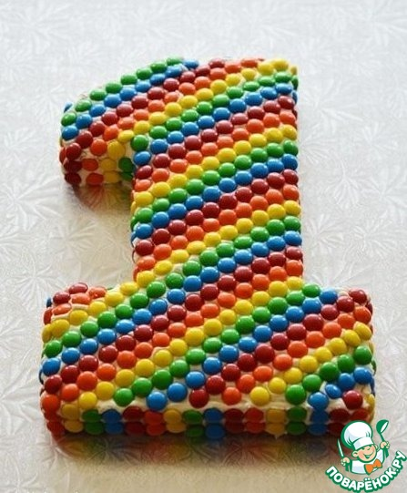 цифра торт фото
