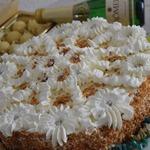 """Праздничный торт-шампанское """"Для друзей!"""""""