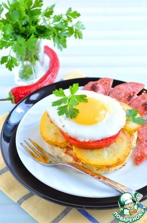 Рецепт Овсяные лепешки (быстрые, вместо хлеба)