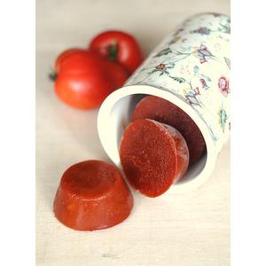 Быстрое томатное пюре, заморозка