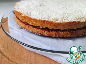 Рецепт Тирольский гречневый пирог